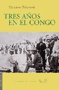 Portada de Tres Años En El Congo