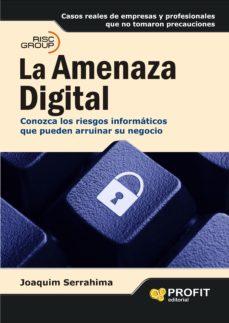 Portada de La Amenaza Digital
