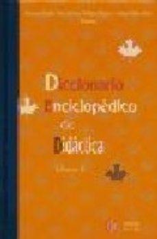 Portada de Diccionario Enciclopedico De Didactica (2 Vol.)