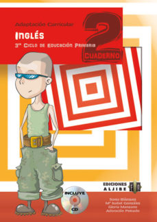 Portada de Ingles 3 Ciclo Primaria 2 Cuaderno