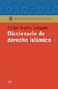 Portada de Diccionario De Derecho Islamico