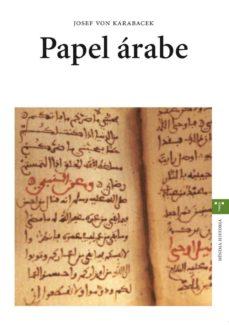 Portada de Papel Arabe