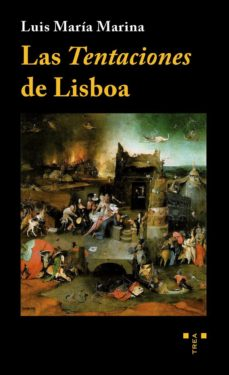 Portada de Las Tentaciones De Lisboa