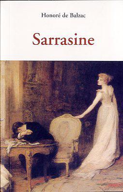 Portada de Sarrasine