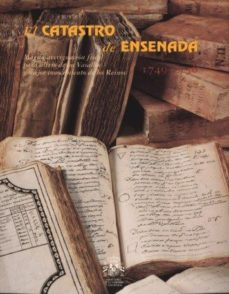 Portada de El Catastro De Ensenada (1749-1756)