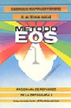 Portada de Metodo Eos: Ortografia Ii (6ª Ed)