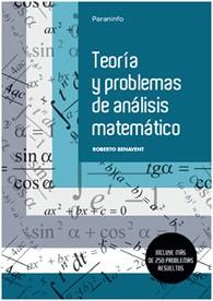 Portada de Teoria Y Problemas De Analisis Matematico