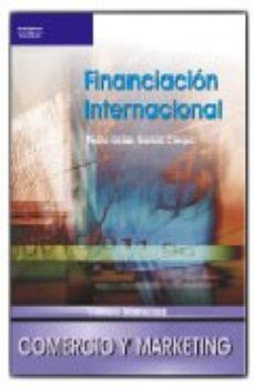 Portada de Financiacion Internacional (ciclo Formativo Grado Superior Comerc Io Internacional)
