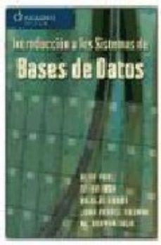 Portada de Introduccion A Los Sistemas De Bases De Datos