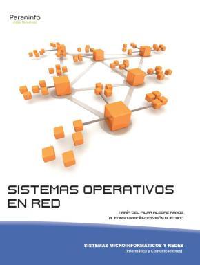 Portada de Sistemas Operativos En Red (ciclos Formativos Grado Medio)