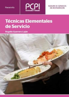 Portada de Tecnicas Elementales De Servicio (pcpi)