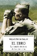 Portada de Batalla Del Ebro