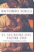 Portada de El Secreto Del Padre Pio