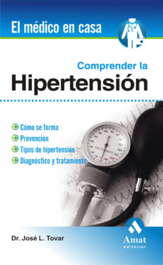 Portada de Comprender La Hipertension