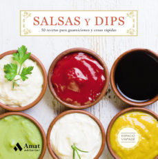 Portada de Salsas Y Dips