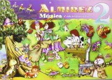 Portada de Almirez Musica 2º Educacion Primaria
