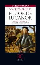 Portada de El Conde Lucanor (odres Nuevos)