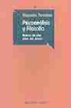 Portada de Psicoanalisis Y Filosofia: Acerca De Una Etica Del Deseo