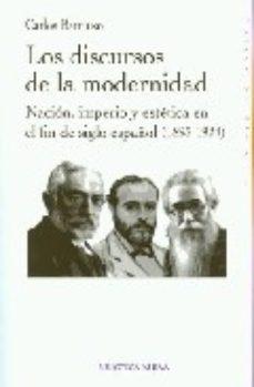 Portada de Los Discursos De La Modernidad
