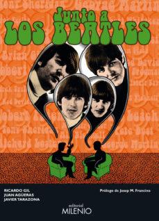 Portada de Junto A Los Beatles