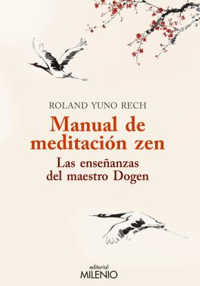 Portada de Manual De Meditacion Zen