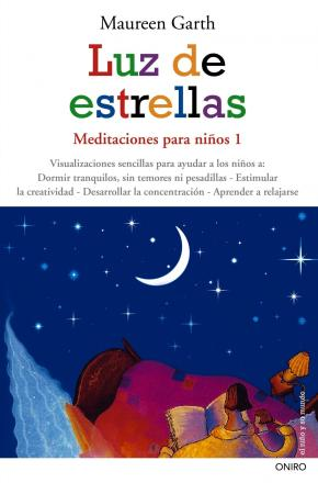 Portada de Luz De Estrellas: Meditaciones Para Niños 1