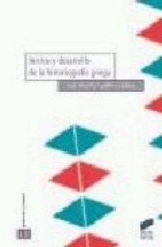 Portada de Inicios Y Desarrollo De La Historiografia Griega