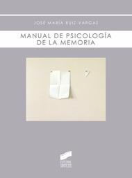 Portada de Manual De Psicologia De La Memoria
