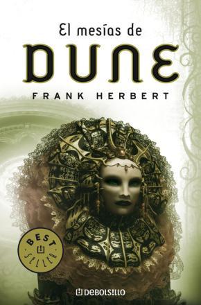 Portada de El Mesias De Dune (saga Dune 2)