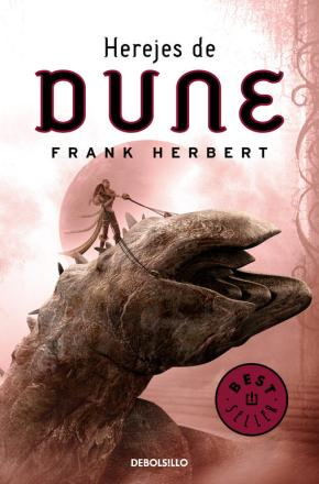 Portada de Herejes De Dune (saga Dune 5)