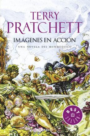 Portada de Imagenes En Accion (mundodisco 10 / Los Magos 2)