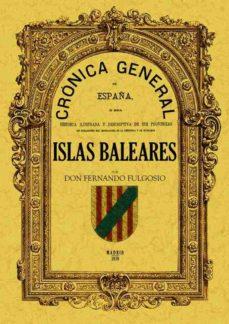 Portada de Cronica De Las Islas Baleares