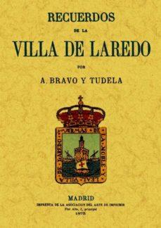 Portada de Recuerdos De La Villa De Laredo (ed. Facsimil)