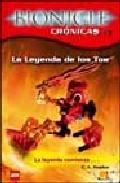 Portada de La Leyenda De Los Toa (cronicas Nº 1)