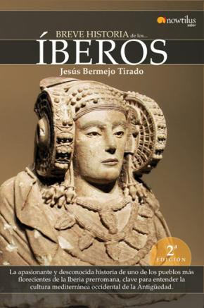 Portada de Los Iberos (breve Historia De…)