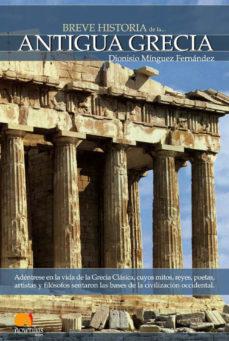 Portada de Breve Historia De La Antigua Grecia