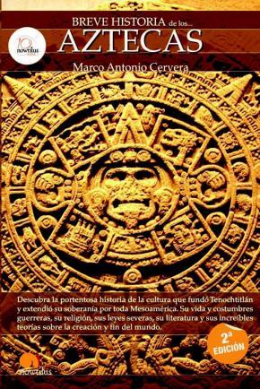 Portada de Los Aztecas (breve Historia De…)