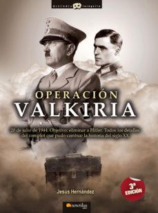Portada de Operacion Valkiria