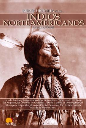 Portada de Breve Historia De Los Indios Norteamericanos