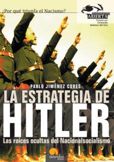 Portada de La Estrategia De Hitler