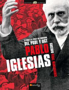 Portada de Pablo Iglesias