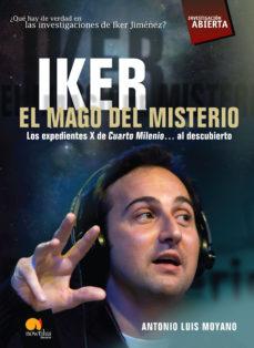 Portada de Iker, El Mago Del Misterio