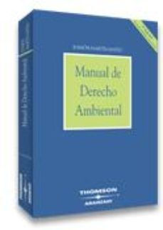 Portada de Manual De Derecho Ambiental (3ª Ed.)