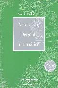 Portada de Manual De Derecho Informatico (7ª Ed.)