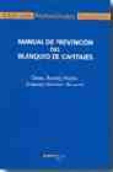 Portada de Manual De Prevencion Del Blanqueo De Capitales
