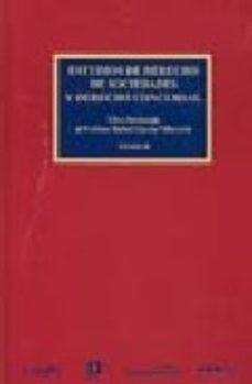 Portada de Estudios De Derecho De Sociedades Y Derecho Concursal: Libro Home Naje Al Profesor Rafael Garcia Villaverde