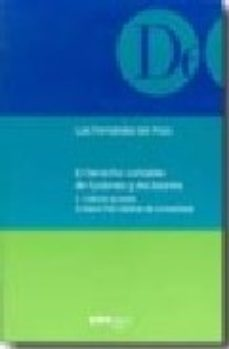 Portada de El Derecho Contable De Fusiones Y Escisiones Ajustada Al Nuevo Pl An General De Contabilidad (2ª Ed.)