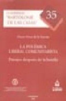 Portada de La Polemica Liberal Comunitarista: Paisajes Despues De La Batalla (cuadernos Bartolome De Las Casas Nº 35)