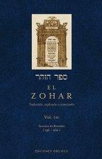 Portada de El Zohar (vol. 3)