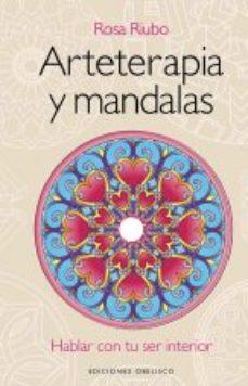 Portada de Arteterapia Y Mandalas (+ Dvd)
